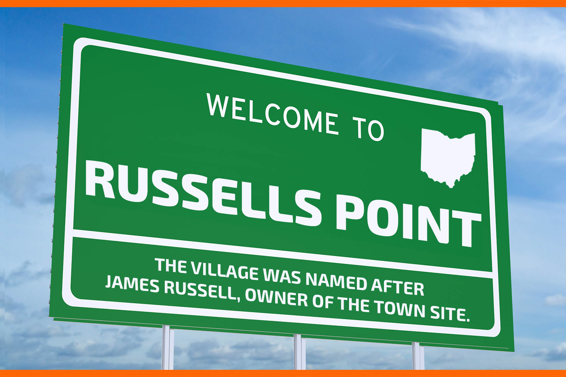 Welcome to New Jersey state concept on road sign